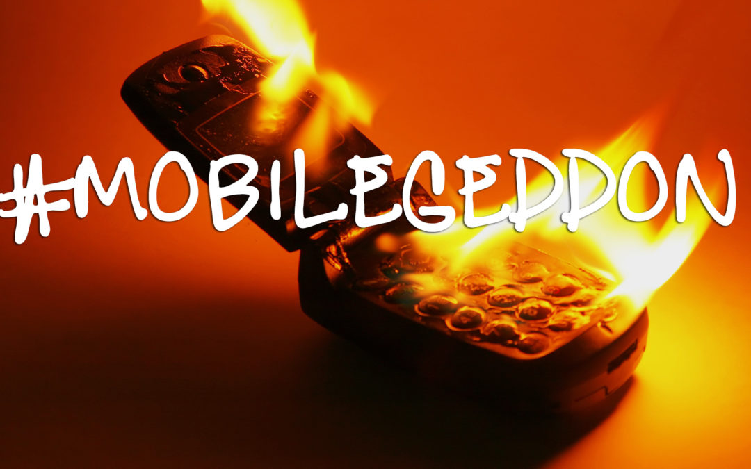 Is your law firm website affected by mobilegeddon?