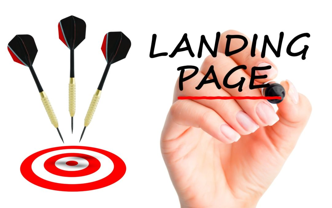 Law firms should use landing pages for every marketing campaign